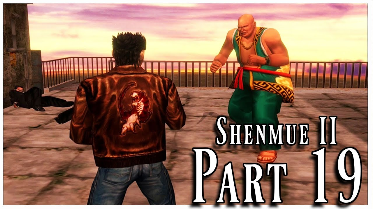 Shenmue 2 HD – Part 19: Showdown im Yellow Head Building