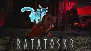 God of War - The Cute Spectral Insult Squirrel Ratatoskr