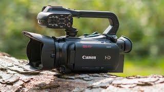 Canon XA11 & XA15  - Overview