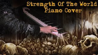 Avenged Sevenfold - Strength Of The World - Piano Cover