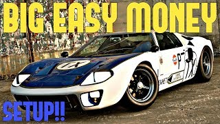 $2 MILLION/Hour (Ford GT40) Setup on GT SPORT!!