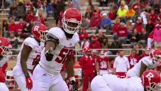 Rutgers Kemoko Turay prepares for NFL Draft