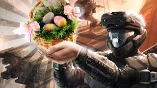 Top 10 Halo 3 ODST Easter Eggs
