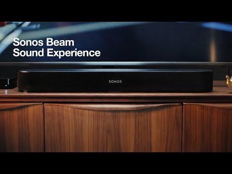 SONOS Beam (Weiss, Airplay)
