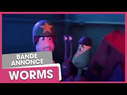 Worms : bande-annonce VF I CitizenKid.com