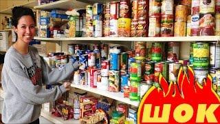 Смотреть онлайн Американцы кормят людей бесплатной едой