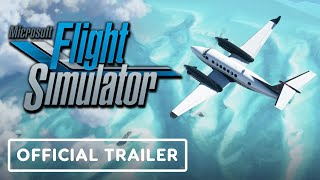 Видео Microsoft Flight Simulator