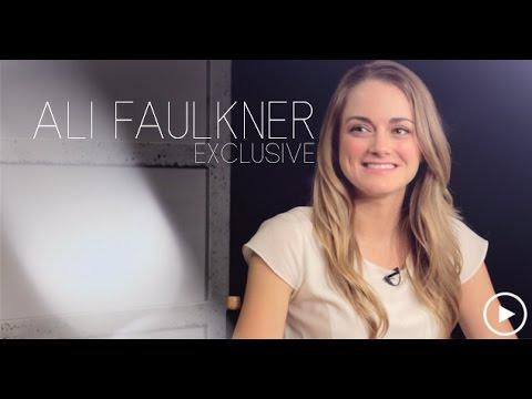 Ali Faulkner Wedding