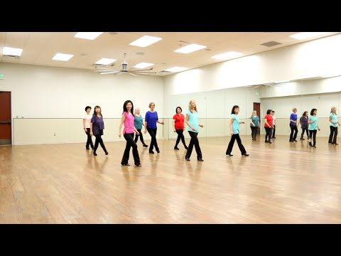 Knockin' Boots - Line Dance (Dance & Teach in English & 中文)