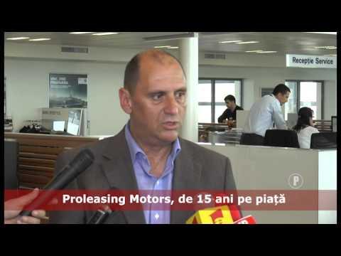 Proleasing Motors, de 15 ani pe piață