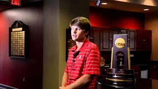 Alabama Golf Video - Alabama Golf Video - Bobby Wyatt, May 29, 2014
