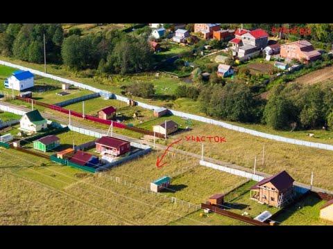 Участок земли под #дом у #Зубовского #водохранилища. КП #Солнечный #Берег #Клин #АэНБИ #недвижимость