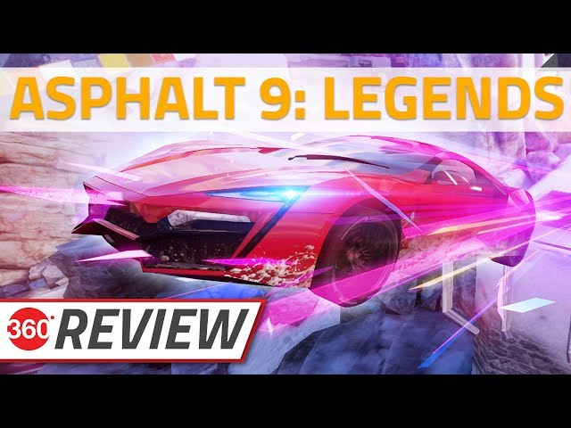 asphalt 9 android app free download
