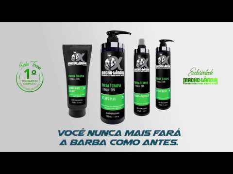 Barba Terapia da Macho-Lândia