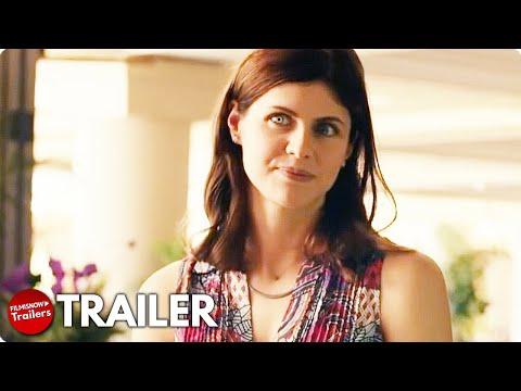 The White Lotus Trailer Starring Alexandra Daddario