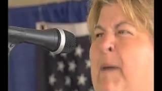 Crazy Woman Making Pig Noises
