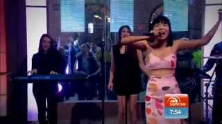 Dami Im - Living Dangerously - Live On Channel 7 Sunrise