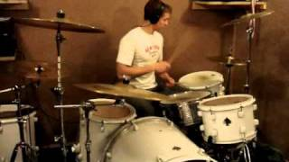 All Time Low - Sick Little Games (drum Cover).wmv
