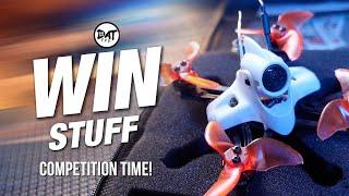 WIN the EMAX Tinyhawk II Race 2inch FPV Racing Drone
