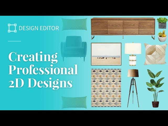 Creating Professional 2D Designs
