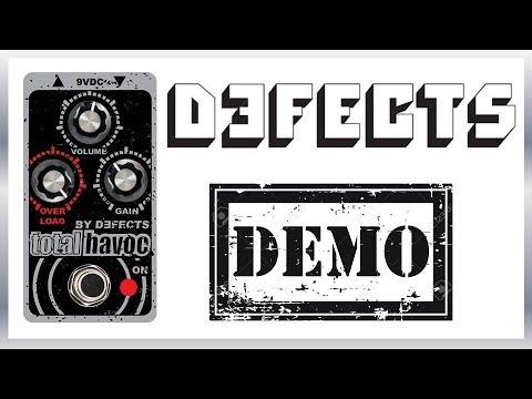 [סקירה] ה-Total Havoc - פדאל פאז מחברת Defects
