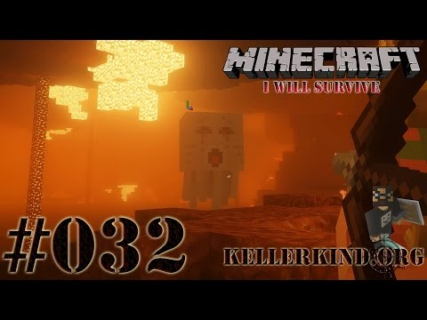 Minecraft: I will survive #032 - Nether go home ★ EmKa plays Minecraft [HD|60FPS]