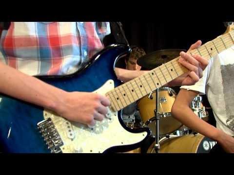 Muzehof muzieklessen: snaarinstrumenten harp & gitaar