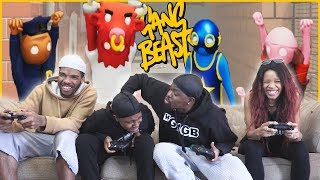 Things Are Getting Out Of Hand! UNEXPECTED ENDING! - Gang Beasts Gameplay