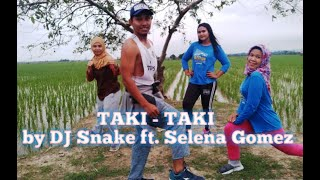 DANCE EASY | TAKI - TAKI By DJ Snake | ZUMBA