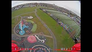 Emax Tinyhawk Race Maiden flight Fpv