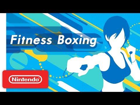 Видео № 0 из игры Fitness Boxing (Б/У) [NSwitch]