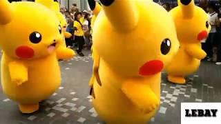 Gambar cover Pikachu Goyang TIK TOK DJ AISYAH VS AKIMILAKU