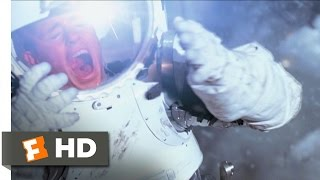 Deep Impact (2/10) Movie CLIP - A Crew Member is Lost (1998) HD
