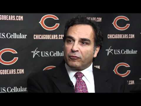 Bears President Ted Phillips on the off season | Business of Sports