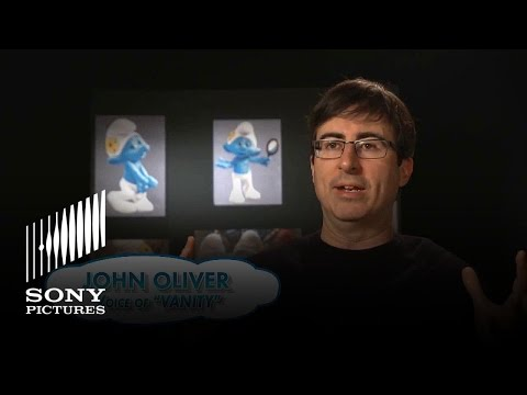 The Smurfs 2 Featurette 'Voice Cast'