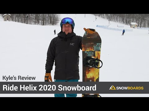 Video: Ride Helix Snowboard 2020 13 35