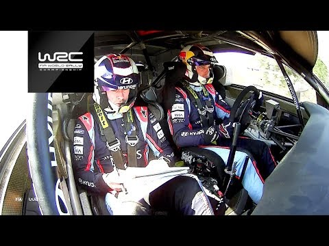 WRC - Rally Turkey 2019: Onboard compilation Hyundai