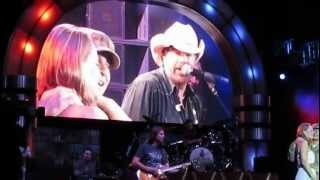 Toby Keith surprises wife with her returning soldier husband