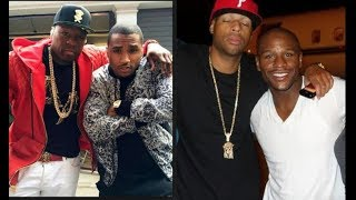 TOO FAR: 50 Cent Blames Floyd Mayweather & Trey Songz For Earl Hayes Taking Out Himself & Girlfriend