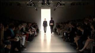 Calvin Klein Collection Mens Spring 2011 Runway Show