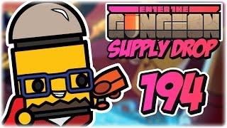 Butt Shots | Part 194 | Let's Play: Enter the Gungeon: Supply Drop | Marine PC Gameplay