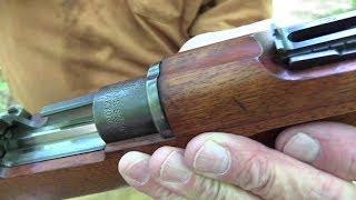 Swedish Mauser Model 96  Woods Walk