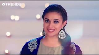 Keerthy Suresh Trends Ads |So Lovely & Cute Ads | Tamil Trends ads | Trends Got Them Talking!