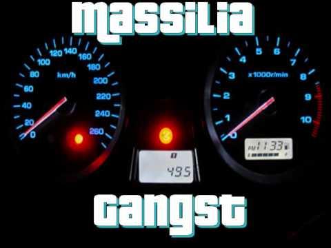 Massilia Gangst - Vitesse Superieur ( Instrumental )