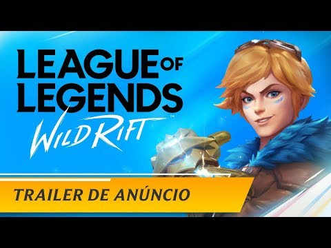 Vidéo League of Legends: Wild Rift