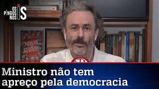 Guilherme Fiuza: Celso de Mello já vai tarde do STF