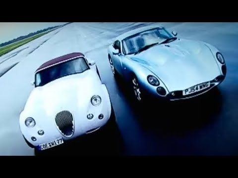 Weismann Roadster/TVR Tuscan Car Review Pt 2 | Top Gear
