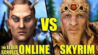 5 Things Elder Scrolls Online Did Better Than Skyrim - dooclip.me