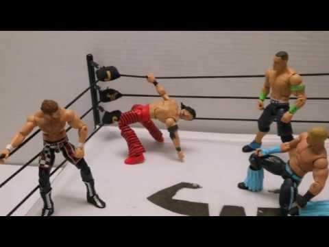 JWS - 30 Man Royal Rumble Match (Part 1)