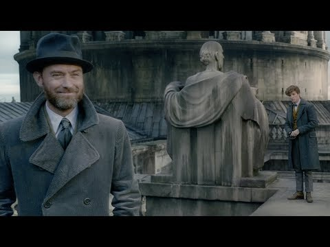 Commercial for Fantastic Beasts: The Crimes of Grindelwald (2018) (Television Commercial)